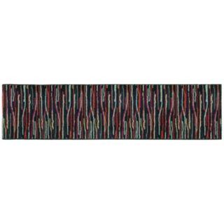 PANTONE UNIVERSE? Expressions Multi Color Lines Rug