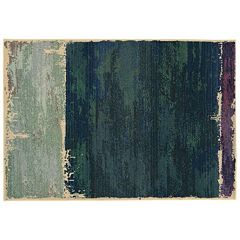 PANTONE UNIVERSE™ Expressions Impressionist Abstract Rug