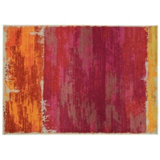 PANTONE UNIVERSE? Expressions Impressionist Abstract Rug