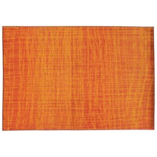 PANTONE UNIVERSE™ Expressions Faded Lines Abstract Rug