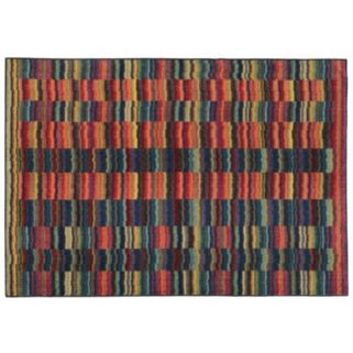 PANTONE UNIVERSE™ Expressions Multi Lines Abstract Rug