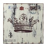 Sterling ''Crown'' Wall Decor