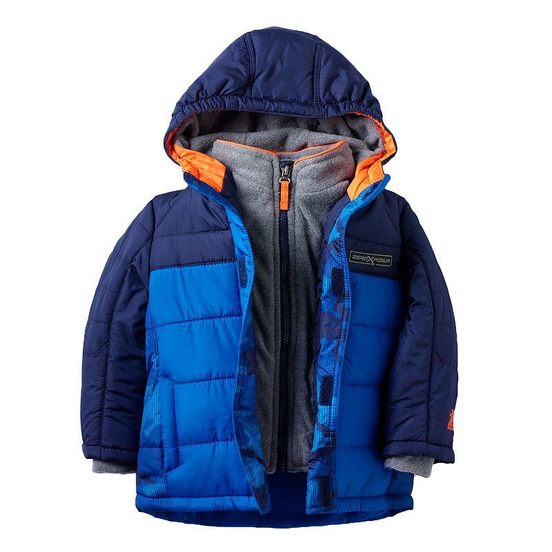 Kids Wind Resistant Outerwear Kohl S
