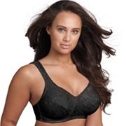 Playtex 18 Hour Full-Figure Wire-Free Bra - 4608