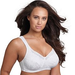 Playtex Bra: 18 Hour Full-Figure Wireless Bra 4608 - Women's