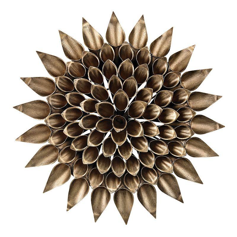 Metal Flower Wall Decor Kohls : Sterling  dandelion metal wall decor