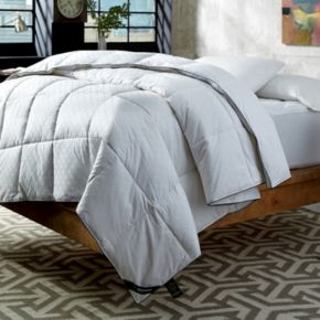 Kensington Manor 300-Thread Count Down and Gel Fiber Comforter