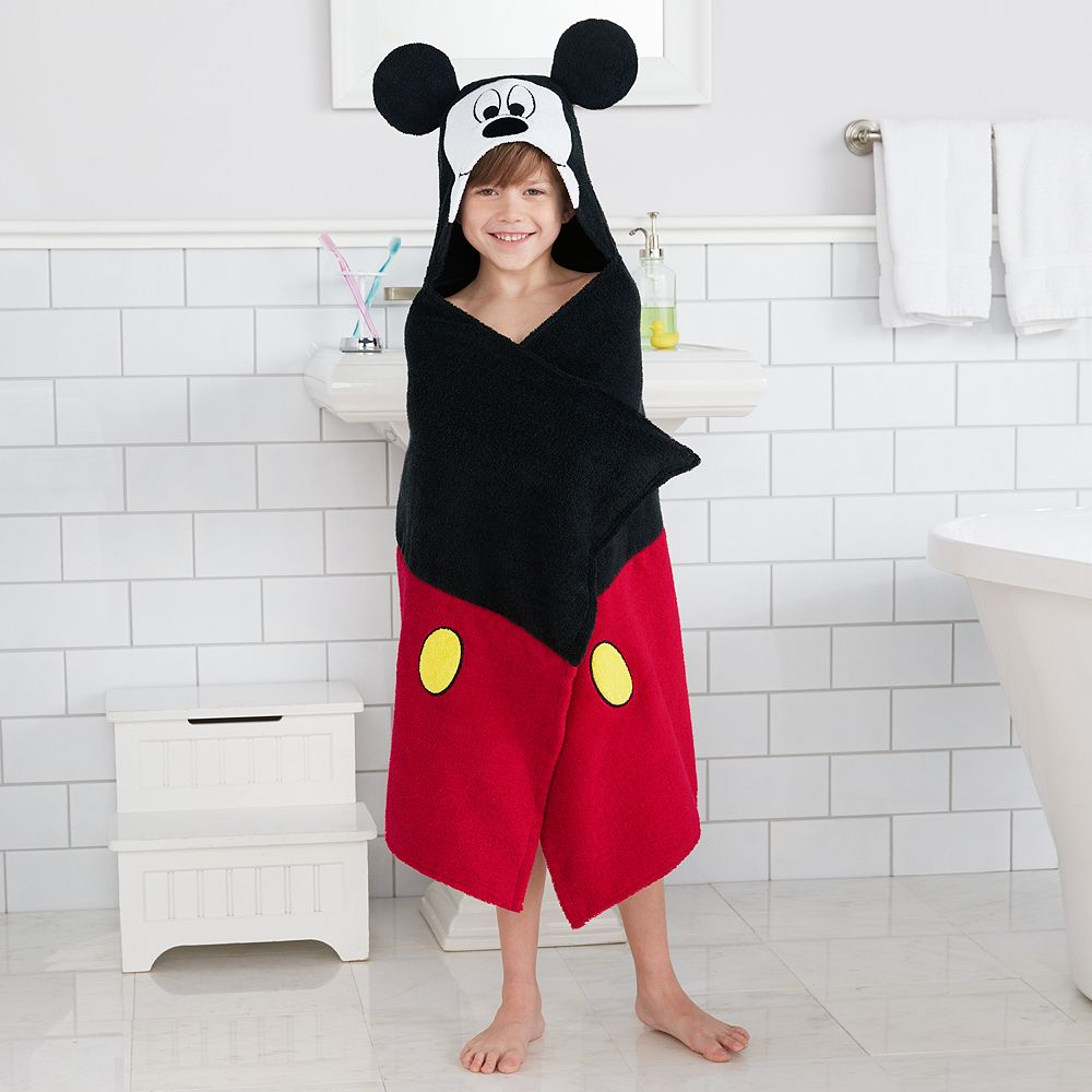 Disney's Mickey Mouse Bath Wrap by The Big One®