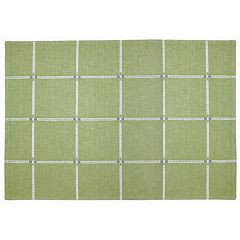 Park B. Smith Durham Square Tapestry 4 pc Placemat Set