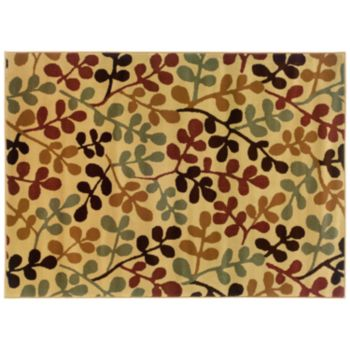 StyleHaven Andover Leaf Rug