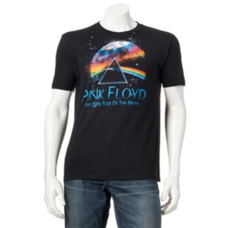 "Men's Pink Floyd ""The Dark Side Of The Moon"" Band Tee"