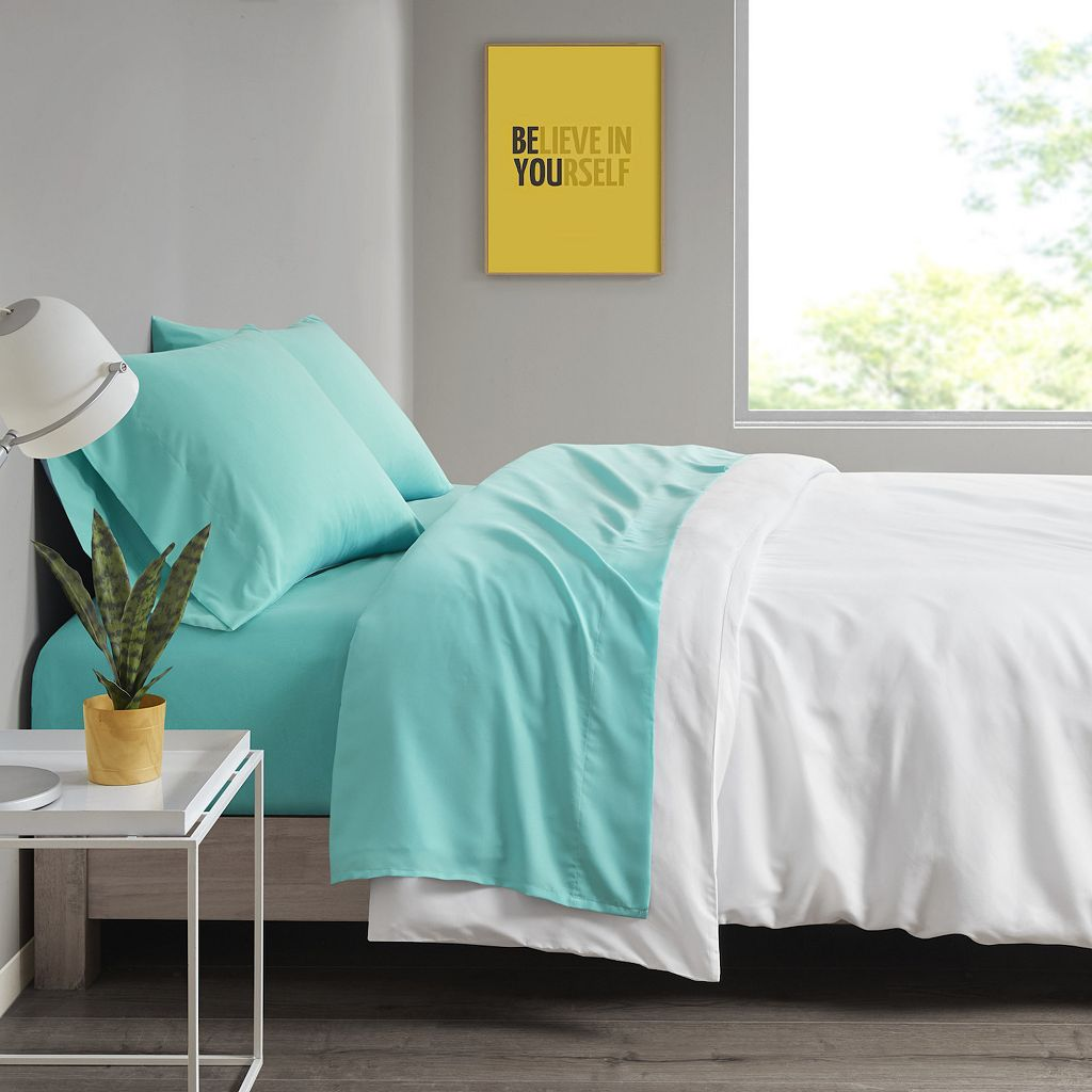 Intelligent Design Microfiber Sheets
