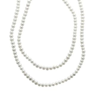 PearLustre by Imperial Freshwater Cultured Pearl Sterling Silver Necklace