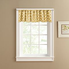 Colordrift Misha Straight Window Valance - 60'' x 14''