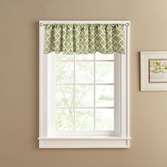 Colordrift Misha Straight Window Valance
