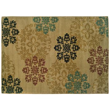 StyleHaven Cassidy Medallion Rug