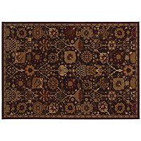Oriental Weavers Cambridge Floral Rug