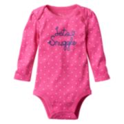 Jumping Beans® Graphic Bodysuit - Baby Girl