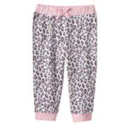 Jumping Beans® Print Jogger Pants - Baby Girl