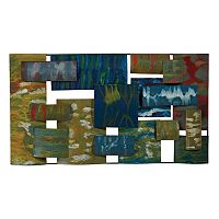 Sterling ''Broward'' Metal Wall Decor