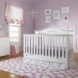 Fisher-Price Mia 4-in-1 Convertible Crib