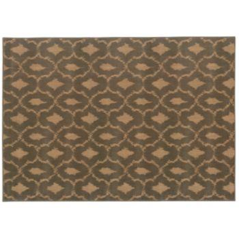 StyleHaven Cadence Moroccan Tile Lattice Rug