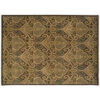 Oriental Weavers Casablanca Medallion Floral Rug