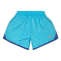 Toddler Girl Nike Dri-FIT Colorblock Running Shorts