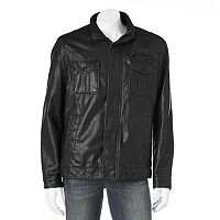 Men's Levi's® Sherpa-Lined Open-Bottom Jacket