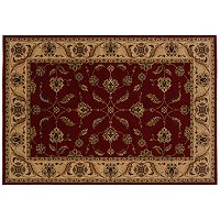 Oriental Weavers Cambridge Framed Floral Rug