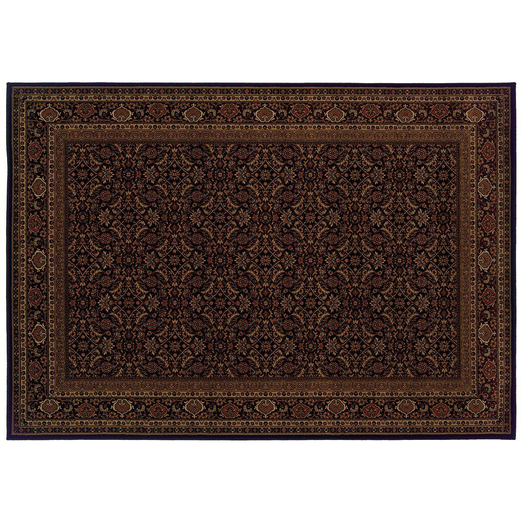 Oriental Weavers Cambridge Framed Lattice Rug