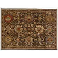 Oriental Weavers Casablanca Framed Rug