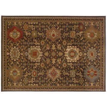 Oriental Weavers Casablanca Framed Rug