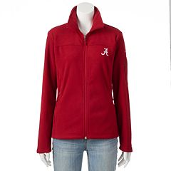 Women's Columbia Alabama Crimson Tide Give And Go Microfleece Jacket