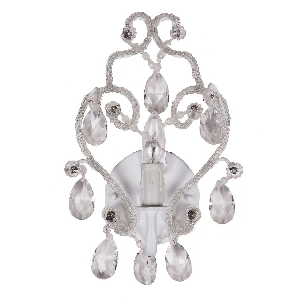 Chandelier wall sconce tadpoles chandelier wall sconce arubaitofo Gallery