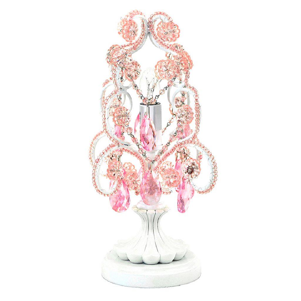 Tadpoles Chandelier Mini Table Lamp