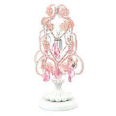 Tadpoles Chandelier Mini Table Lamp