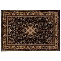 Oriental Weavers Cambridge Framed Medallion Rug
