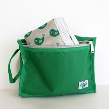 Free Like Birdie Diaper Pouch & Changing Pad Set