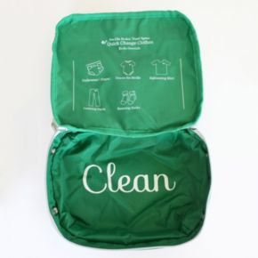 "Free Like Birdie ""Clean"" & ""Dirty"" Quick Change Baby Bag"