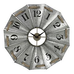 Sterling Priory Road Wall Clock