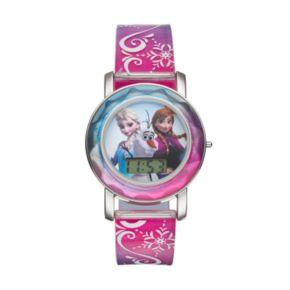 Disney's Frozen Anna, Elsa & Olaf Kids' Digital Watch