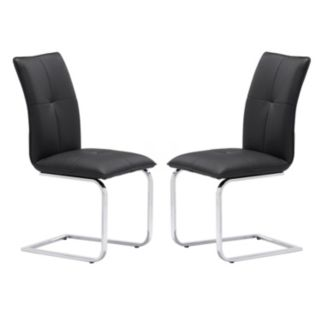 Zuo Modern 2-piece Anjou Dining Chair Set