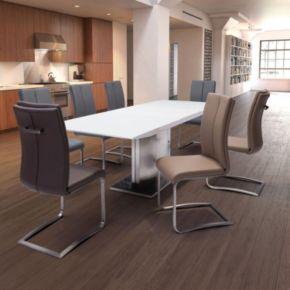 Zuo Modern 2-piece Rosemont Dining Chair Set