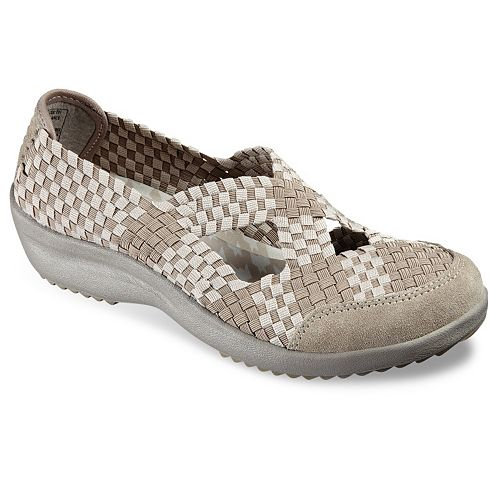Skechers Relaxed Fit Savor Entice Women's Stretch Weave Mary