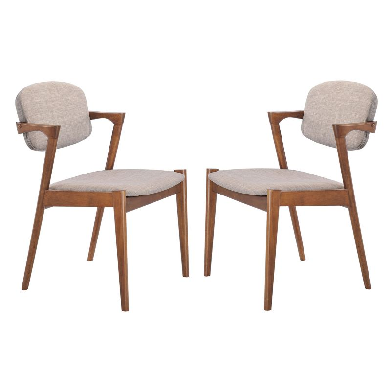 Polyester Dining Chair Set
