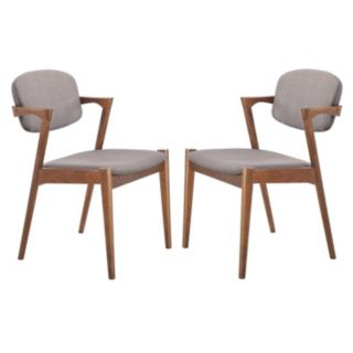 Zuo Modern 2-piece Brickell Dining Chair Set