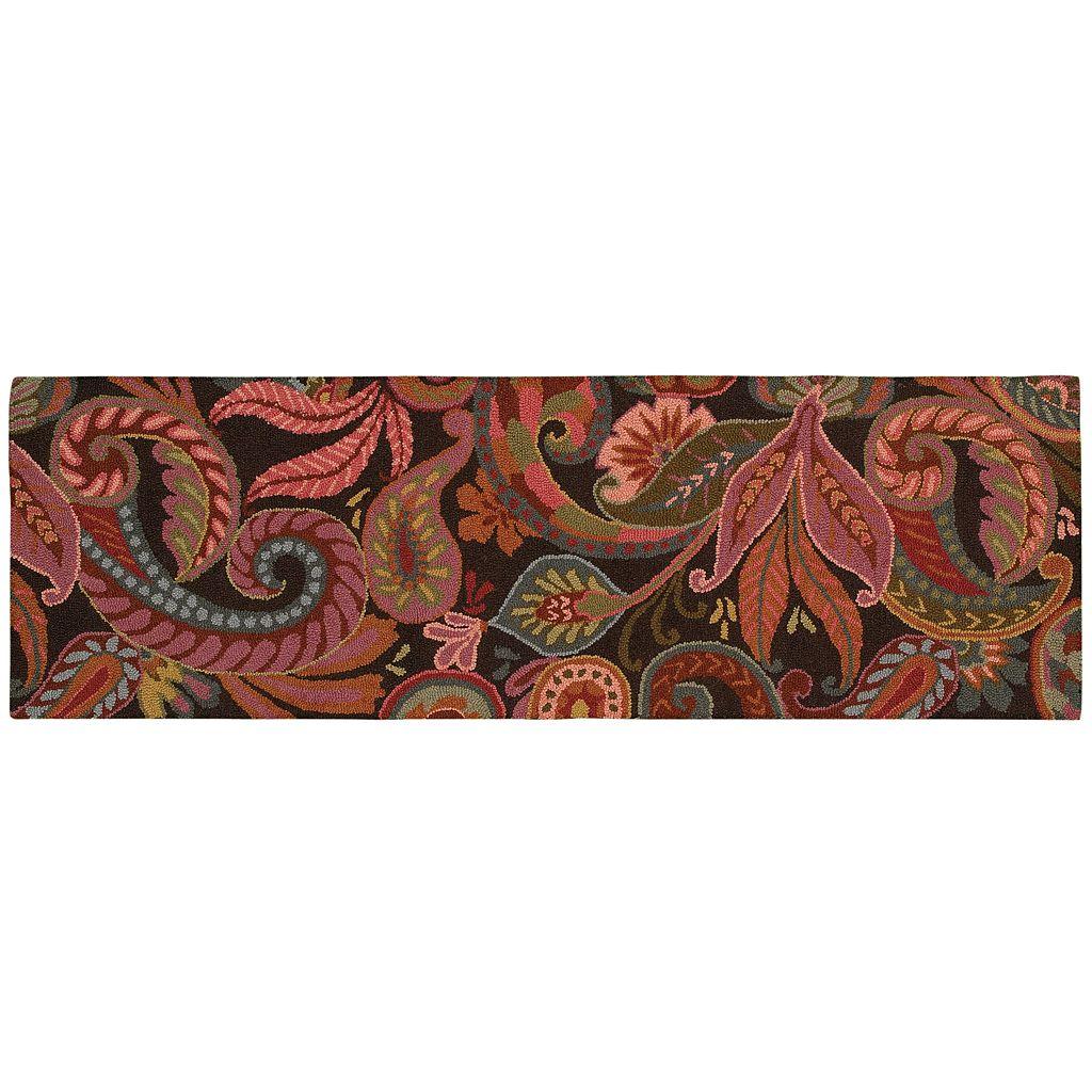 Oriental Weavers Eden Paisley Wool Rug