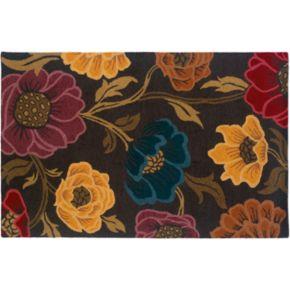 Oriental Weavers Eden Floral Gray Wool Rug