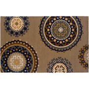 Oriental Weavers Eden Medallion Wool Rug